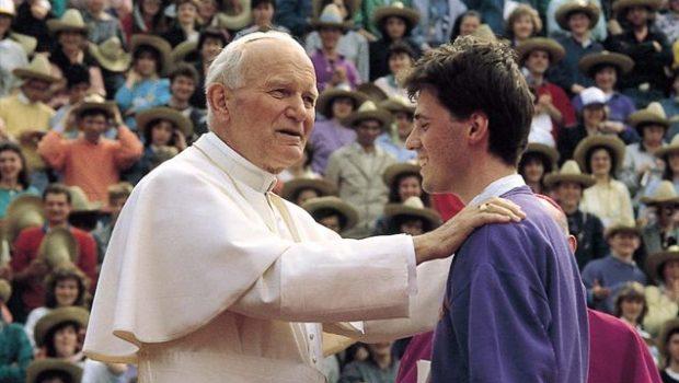 Messaggi ai giovani di Giovanni Paolo II