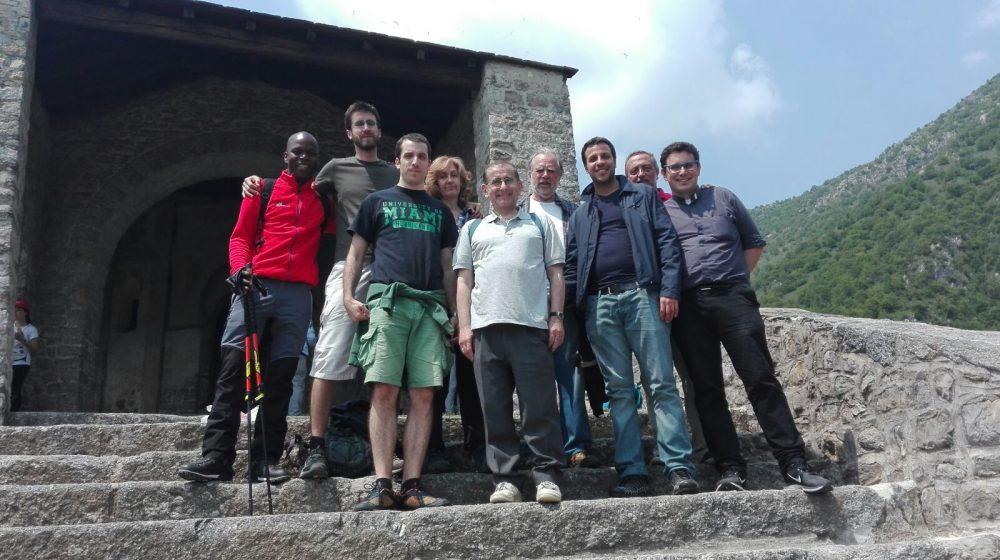 Pellegrinaggio a S. Pietro al monte – riflessioni e foto