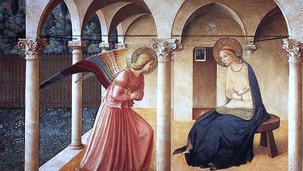 Maria: l'intensità per essere vergine, sorella, madre