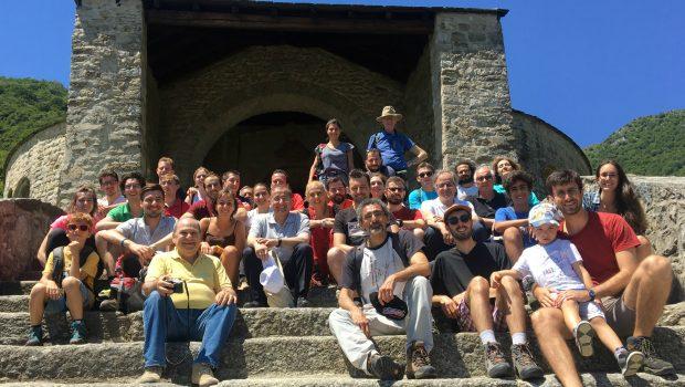 In gita con Delpini a S. Pietro al Monte! Foto e riflessioni