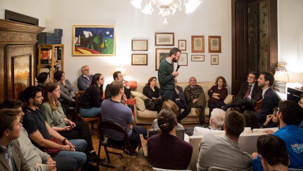 Spunti dall'incontro con Francesco Ognibene