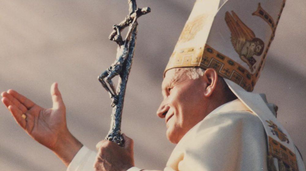 25.10.2019 – veglia e messa nella memoria di S. Giovanni Paolo II
