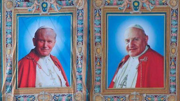 27 Aprile 2014: una festa di santità