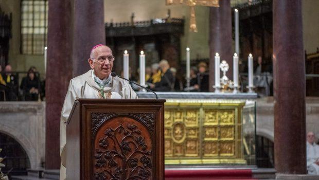 22.10.2018 – L'omelia del Vicario generale Franco Agnesi