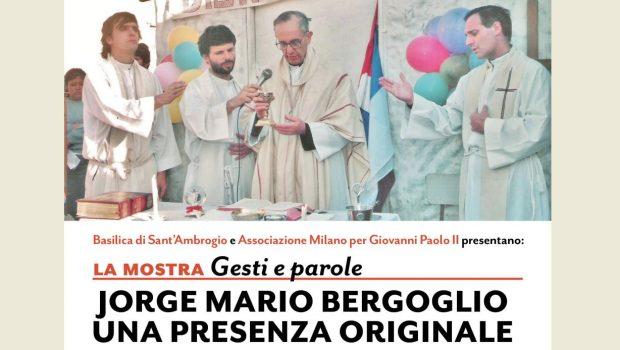 La mostra su papa Francesco arriva a Milano, dal 2 al 16 dicembre