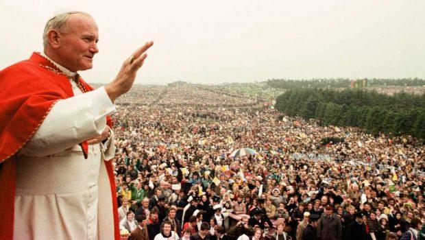22.10.2021 – Veglia e messa nell'ottava memoria liturgica di San Giovanni Paolo II